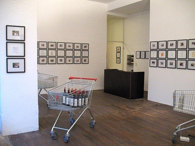 Kukident + Rotkohl (Berlin)  *** Einkaufszettel und ihre fiktiven Verfasser / Zwei Sammlungen, eine neue Geschichte