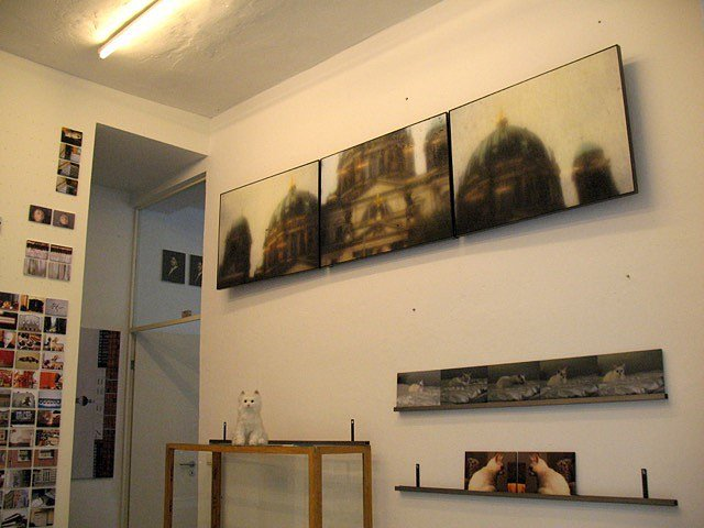 Berliner Dom - Klappaltar